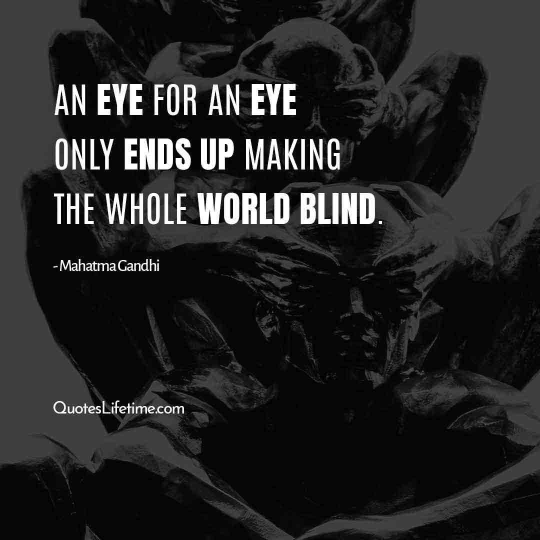 207 Famous Slogans Of Mahatma Gandhi In English